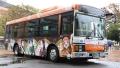 [予約]トミーテック 1/150 ザ・バスコレクション 東海バスオレンジシャトル ラブライブ!サンシャイン!!ラッピングバス3号車