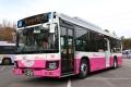 トミーテック 1/150 ザ・バスコレクション松戸新京成バス創立15周年記念 新京成電車デザインバス