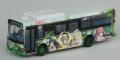 [予約]トミーテック 1/150 ザ・バスコレクション 伊豆箱根バス ラブライブ!サンシャイン!! ラッピングバス4号車