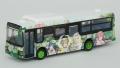 [予約]トミーテック 1/80 <JH040>全国バス80 伊豆箱根バス ラブライブ!サンシャイン!! ラッピングバス4号車