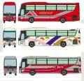 [予約]トミーテック 1/150 ザ・バスコレクション 北鉄グループ統合記念 北鉄金沢バス・小松バス・北陸交通貸切バス3台セット