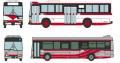 [予約]トミーテック 1/150 ザ・バスコレクション 北鉄グループ統合記念 ありがとう小松バス2台セット