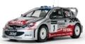 [予約]SunStar(サンスター) 1/18 プジョー 206 WRC 2002 R.Burns/R.Reid