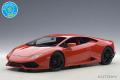 【取り寄せ】AUTOart (オートアート) ベストプライス シリーズ 1/18 ランボルギーニ ウラカン LP610-4 (メタリック・レッド)