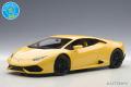 【取り寄せ】AUTOart (オートアート) ベストプライス シリーズ 1/18 ランボルギーニ ウラカン LP610-4 (パール・イエロー)