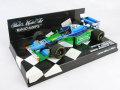 MINICHAMPS(ミニチャンプス) 1/43 ベネトン フォード B194 M.シューマッハ 1994 ワールドチャンピオン (フィギュア無し)