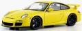 [予約]MINICHAMPS(ミニチャンプス) 1/43 ポルシェ 911GT3 (997II) 2009 イエロー/ブラックホイール 京商EXCLUSIVE 限定399台 ※再受注