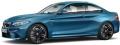 [予約]MINICHAMPS(ミニチャンプス) 1/43 BMW M2 2016 ブルーメタリック 限定 1.008台