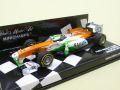 MINICHAMPS(ミニチャンプス) 1/43 サハラ フォーズ インディア F1 チーム P.ディ.レスタ 2012 ショーカー