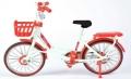 [予約]Motor City Classics(モーターシティクラシックス) 1/12 Coca-Cola 自転車