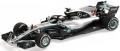 [予約]MINICHAMPS(ミニチャンプス) 1/43 メルセデス AMG ペトロナス フォーミュラ ワン チーム ルイス・ハミルトン ブラジルGP 2018 ウィナー