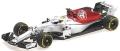 [予約]MINICHAMPS(ミニチャンプス) 1/43 アルファ ロメオ ザウバー F1 チーム フェラーリ C37 マーカス・エリクソン アブダビGP 2018 限定 258pcs