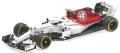 [予約]MINICHAMPS(ミニチャンプス) 1/43 アルファ ロメオ ザウバー F1 チーム フェラーリ C37 - シャルル・ルクレール アブダビ GP 2018 限定 518pcs