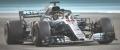 [予約]MINICHAMPS(ミニチャンプス) 1/43 メルセデス AMG ペトロナス フォーミュラ ワン チーム ルイス・ハミルトン アブダビGP 2018 ウィナー 限定 318pcs