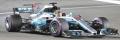 [予約]MINICHAMPS(ミニチャンプス) 1/43 メルセデス AMG ペトロナス フォーミュラ ワン チーム ルイス・ハミルトン アブダビGP プラクティス 2018 限定 518pcs