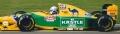 [予約]MINICHAMPS(ミニチャンプス) 1/43 ベネトン フォード B193B リカルド・パトレーゼ イギリスGP 1993 3位入賞