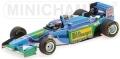 [予約]MINICHAMPS(ミニチャンプス) 1/43 ベネトン フォード B194 ジョニー・ハーバート 日本GP 1994