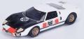[予約]Spark (スパーク) 1/43 フォード GT40 Mk II No.98 Winner Daytona 24H 1966 K.Miles/L.Ruby ※再生産