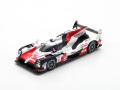 [予約]Spark (スパーク) 1/43 トヨタ TS050 Hybrid No.8 トヨタ GAZOO Racing Winner 24H ル・マン 2018 S.Buemi/K.Nakajima/F.Alonso ※再生産