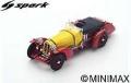 [予約]Spark (スパーク) 1/43 アルファロメオ 8C No.8 Winner 24H ル・マン 1933 R.Sommer/T.Nuvolari ※再生産