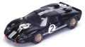 [予約]Spark (スパーク) 1/43 フォード Mk2 No.2 Winner 24H ル・マン 1966 B.McLaren/C.Amon ※再生産
