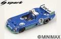 [予約]Spark (スパーク) 1/43 Matra Simca MS 670 B No.7 Winner 24H ル・マン 1974 H.Pescarolo/G.Larrousse ※再生産