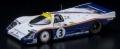 Spark (スパーク) 1/43 ポルシェ 956 No.3 Winner LM 1983 V. Schuppan/H. Haywood/A. Holbert ※再生産