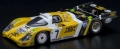 Spark (スパーク) 1/43 ポルシェ 956 No.7 Winner LM 1984 H. Pescarolo/K. Ludwig ※再生産