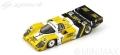 Spark (スパーク) 1/43 ポルシェ 956 No.7 Winner ル・マン 1985 K. Ludwig/P. Barilla/J. Winter ※再生産