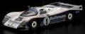 Spark (スパーク) 1/43 ポルシェ 962 No.1 Winner LM 1986 H-J. Stuck/D. Bell/A. Holbert ※再生産