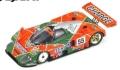 Spark (スパーク) 1/43 マツダ 787 B No.55 Winner 24H ル・マン 1991 V.Weidler/J.Herbert/B.Gachot ※再生産