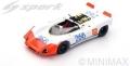 Spark (スパーク) 1/43 ポルシェ 908/02 Spyder No.266 Winner Targa Florio 1969