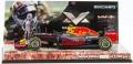 [予約]MINICHAMPS(ミニチャンプス) 1/43 レッド ブル レーシング タグホイヤー RB12 M.フェルスタッペン 2ND PLACE オーストリアGP 2位入賞 2016 フィギュア付き 限定2,000台