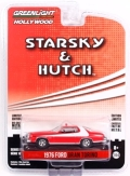 グリーンライト 1/64  『刑事スタスキー&ハッチ』 1976 フォード グラントリノ ※並行輸入品