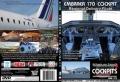( DVD 飛行機 ) AirUtopia エンブラエル170 コックピット