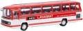 [予約]Schuco(シュコー)  1/87 メルセデス・ベンツ O302 バス AEG Lavamat