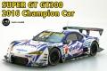 EBBRO (エブロ) 1/43 ★VivaC 86 MC SUPER GT GT300 2016 チャンピオンカー No.25