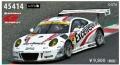 EBBRO (エブロ) 1/43 ★Excellence ポルシェ GT300 No.33 レジン製 ホワイト