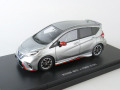 EBBRO (エブロ) 1/43 ★日産 NOTE e-POWER NISMO Dark Metal Gray 【レジン製】