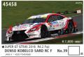 EBBRO (エブロ) 1/43 ★DENSO KOBELCO SARD RC F SUPER GT GT500 2016 Rd.2 Fuji  No.39
