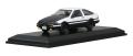 宮沢模型限定 京商 1/64 頭文字D トヨタ スプリンター トレノ AE86 ブラックボンネット