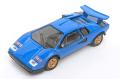ブンカオリジナル 1/64 ランボルギーニ カウンタック LP500S ブルー