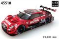 [予約]EBBRO (エブロ) 1/43 ★MOTUL AUTECH GT-R SUPER GT GT500 2017 No.1