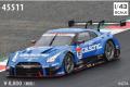 [予約]EBBRO (エブロ) 1/43 ★CALSONIC IMPUL GT-R SUPER GT GT500 2017 No.12