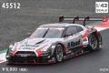 [予約]EBBRO (エブロ) 1/43 ★S Road CRAFTSPORTS GT-R SUPER GT GT500 2017 No.46