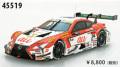 EBBRO (エブロ) 1/43 ★au TOM'S LC500 SUPER GT GT500 2017