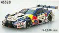 EBBRO (エブロ) 1/43 ★KeePer TOM'S LC500 SUPER GT GT500 2017