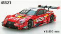EBBRO (エブロ) 1/43 ★ZENT CERUMO LC500 SUPER GT GT500 2017