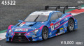 EBBRO (エブロ) 1/43 ★WAKO'S 4CR LC500 SUPER GT GT500 2017 WAKO'S 4CR LC500 SUPER GT GT500 2017 No.6