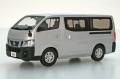 EBBRO (エブロ) 1/43 ★日産 NV350 CARAVAN Van DX (2012) シルバー